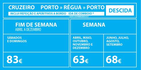 preços passeio barco porto 2020